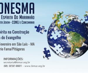 37ª CONESMA – Confraternização Espírita do Maranhão